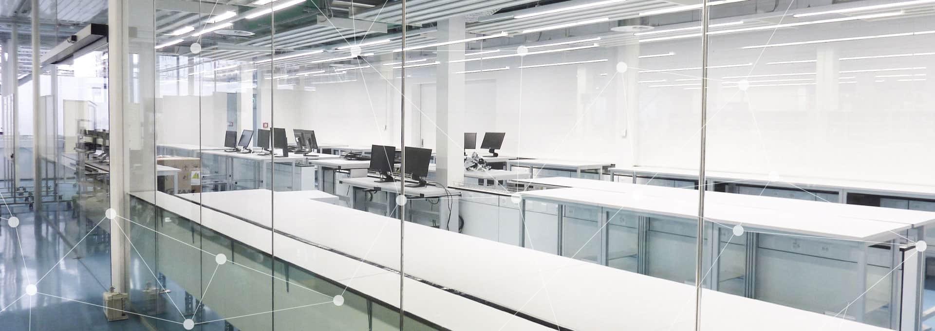 elektroplanung projektmanagement fachbauleitung pruflabor roche diagnostics rotkreuz elmaplan ag