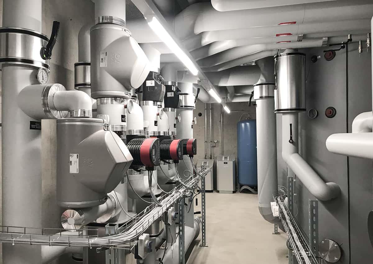 intelligente systemarchitektur elektroplanung hlkse stoerungsmanagement lastmanagement baugenossenschaft wohnwerk luzern teiggi kriens elmaplan ag