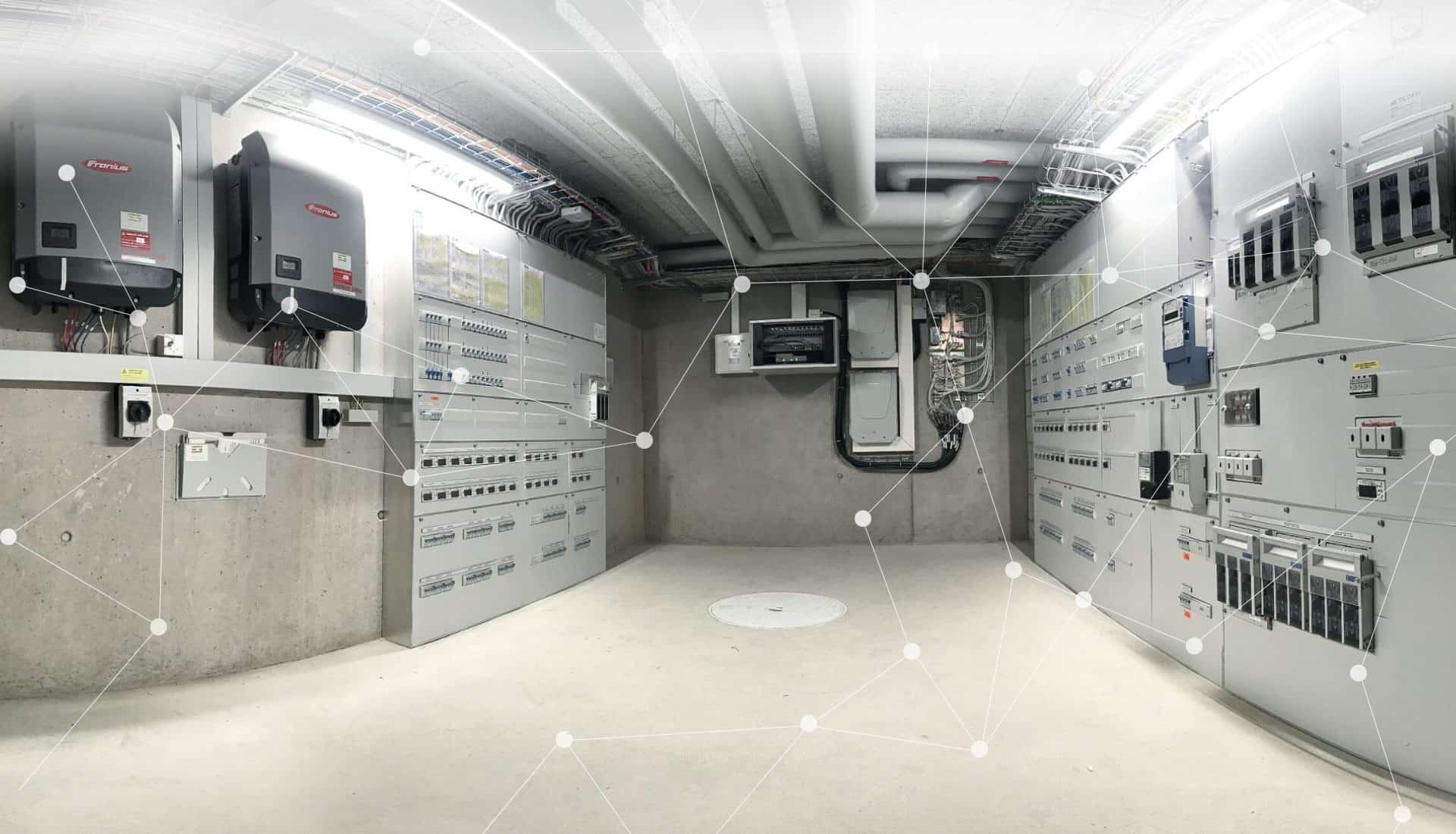 intelligente systemarchitektur elektroplanung photovoltaikanlage e-Mobility elektro ladestation leitsystem faciltymanagement elmaplan ag