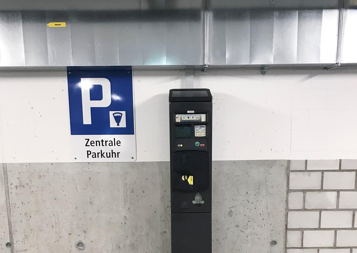 intelligente systemarchitektur parkuhr ueberwachung facilitymanagement lindaupark rothenburg elmaplan ag