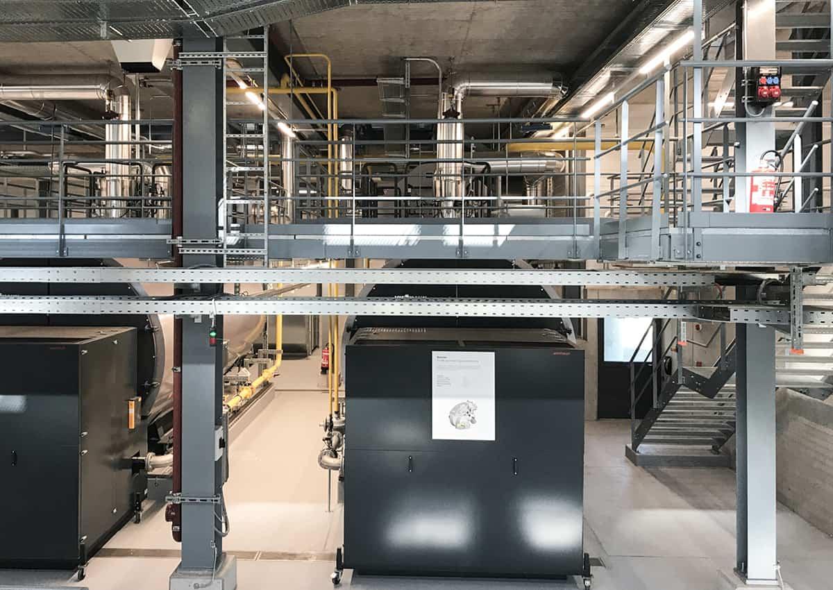 elektroplanung koordination gebaudetechnik bma zuko rwa gebauudeautomation energiezentrale emmen luzern ewl elmaplan ag