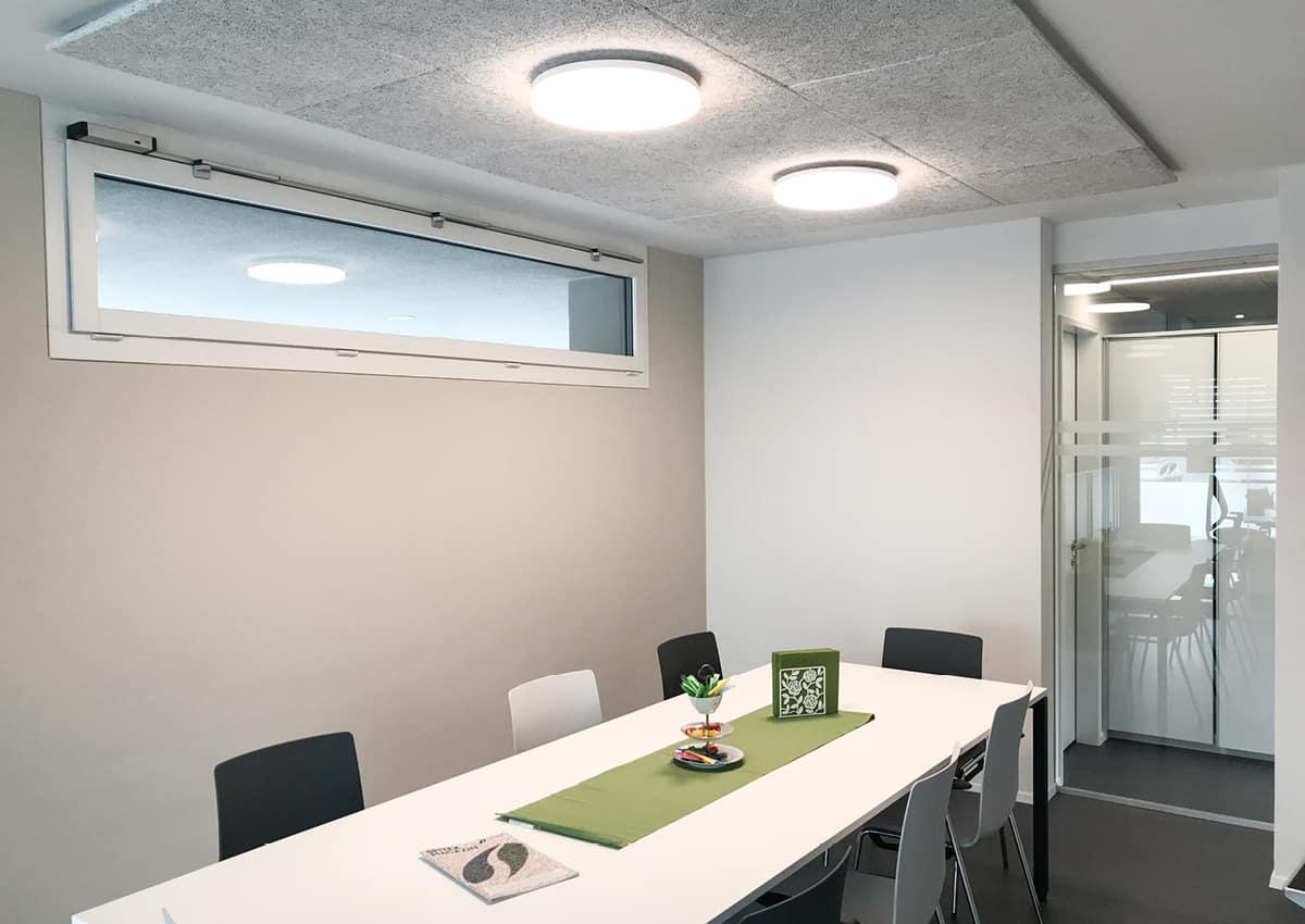 intelligente systemarchitektur elektroplanung beleuchtung spitex nebikon elmaplan ag