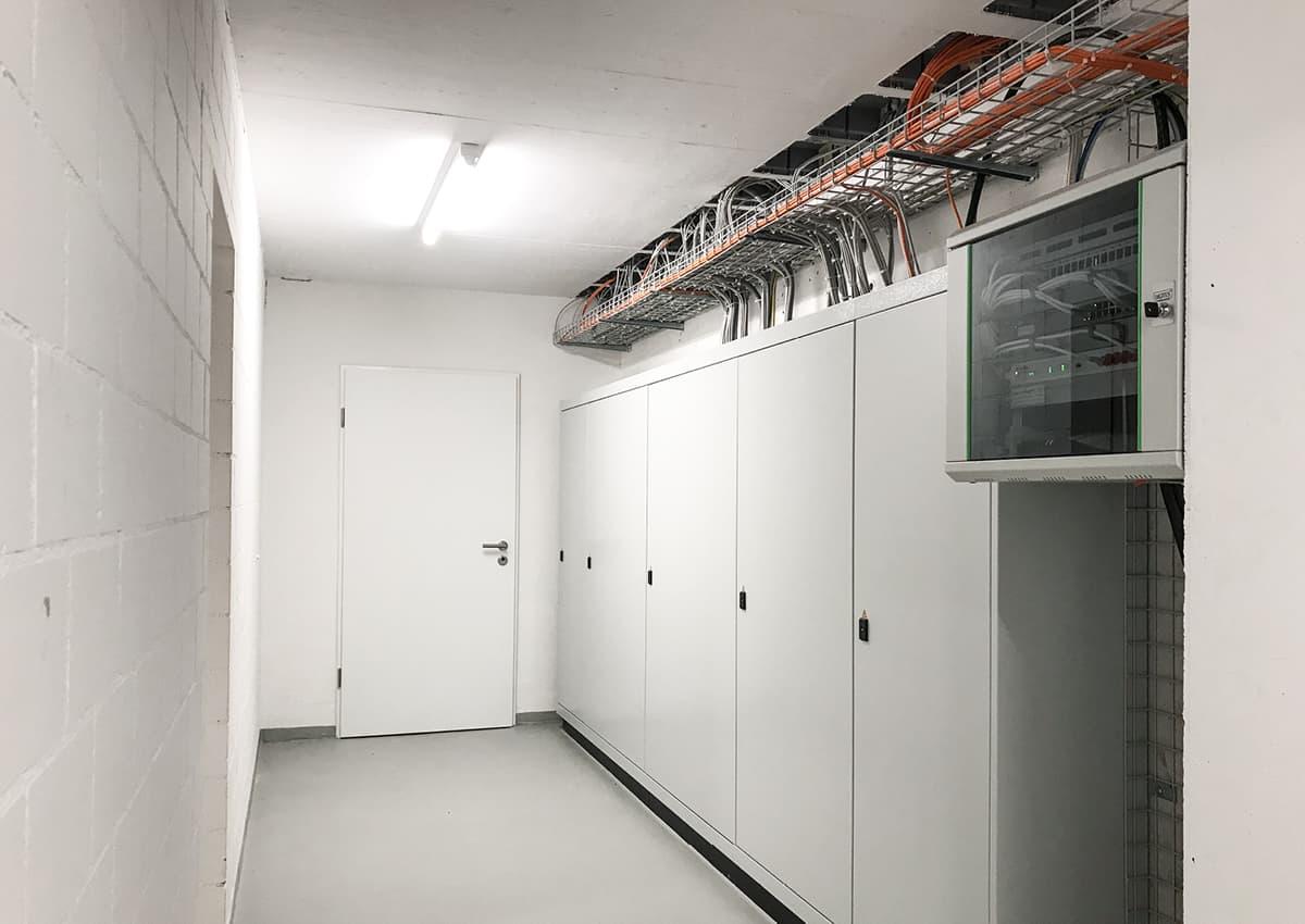 intelligente systemarchitektur elektroplanung zev pva energiemanagement leitsystem ict nebikon elmaplan ag