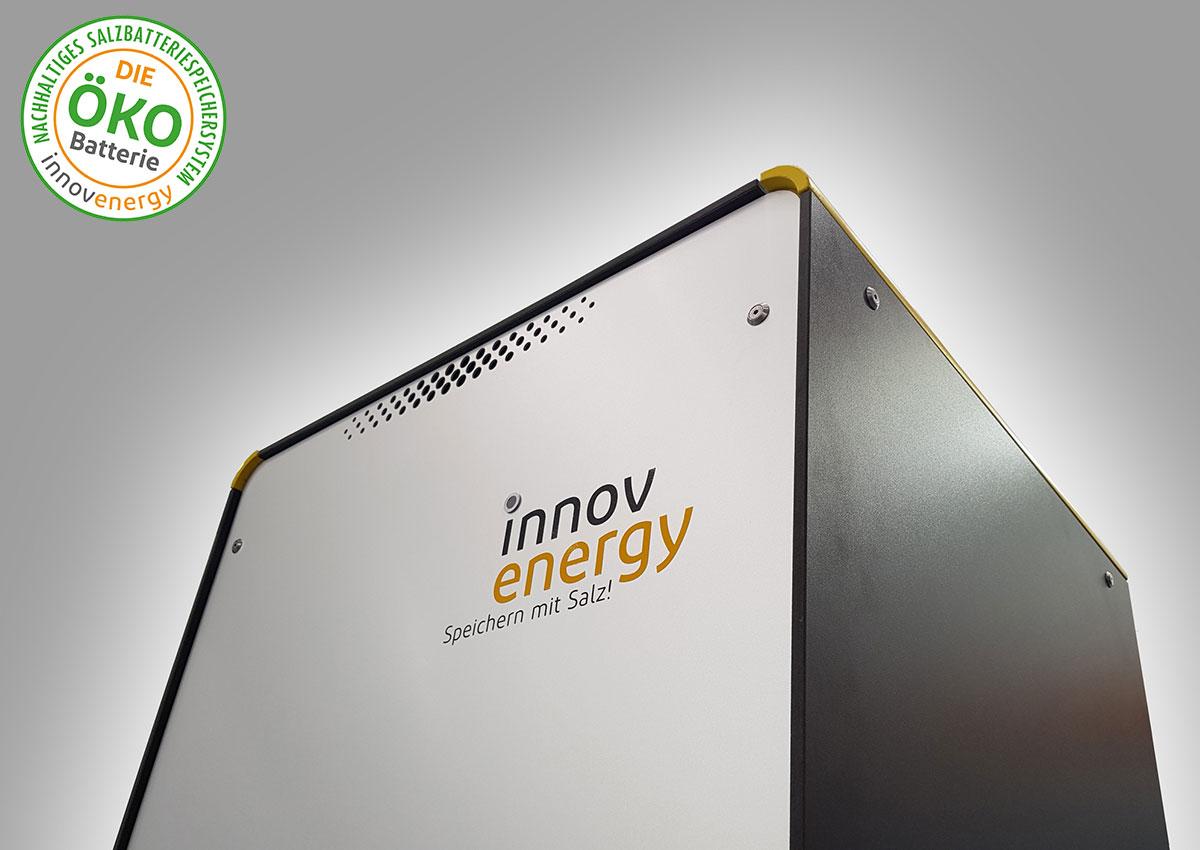 Elektroplanung Nachhaltiges Salzbatterie Speichersystem Salidomo©, Elmaplan Ag