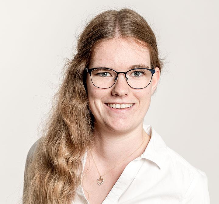 Chantal Wallimann, Junior Projektleiterin